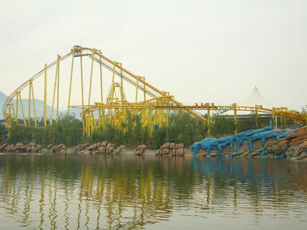 Top 10 Theme Parks in China to Go with Kids - Beijing Happy Valley