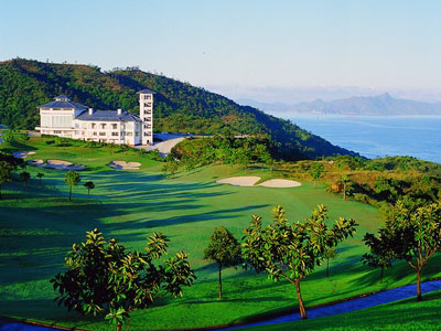 Shenzhen Century Seaview Golf Club