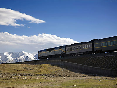 12 Days Silk Road Adventure by China Orient Express