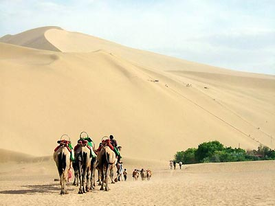 14 Days Muslim Tour to Silk Road