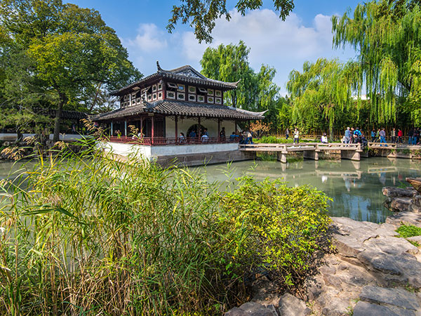 3 Days Suzhou Essence Tour