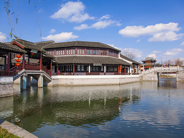 Top Water Towns in China - Luzhi Water Town