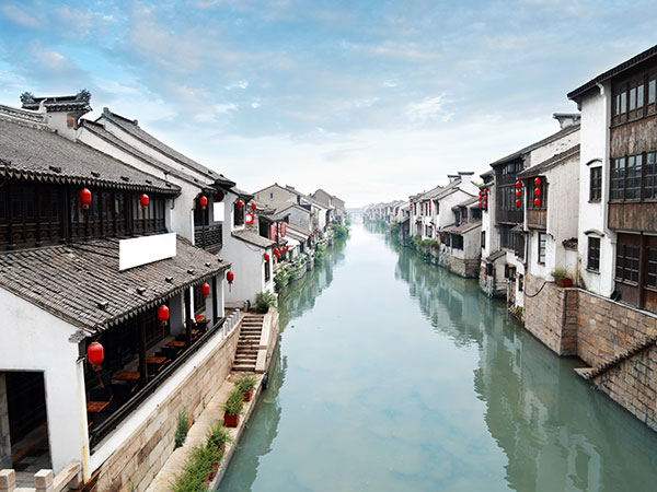 Visit to Tongli Water Town
