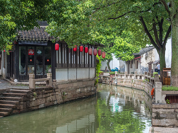 Top Water Towns in China - Tongli Water Town