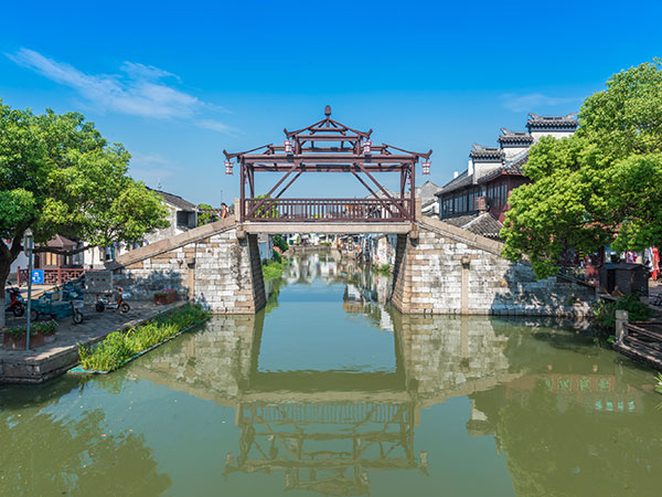4 Days Tour from Suzhou to Tongli Water Town