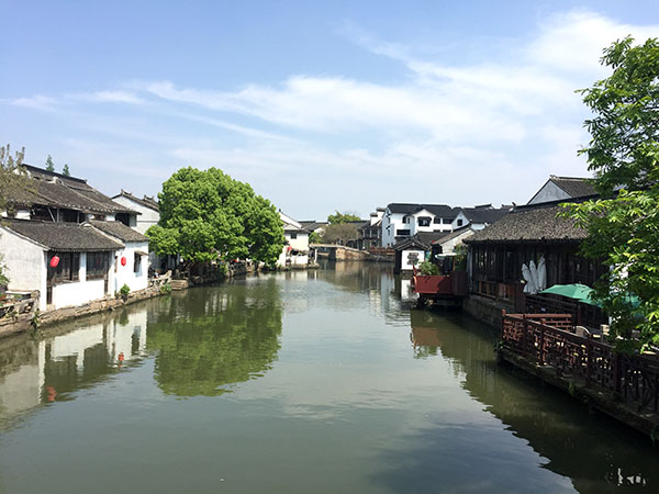 9 Days Best Scenery Trip Around Shanghai
