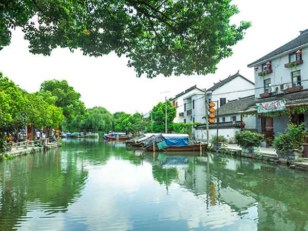 Best Photography Places in Zhouzhuang Ancient Town