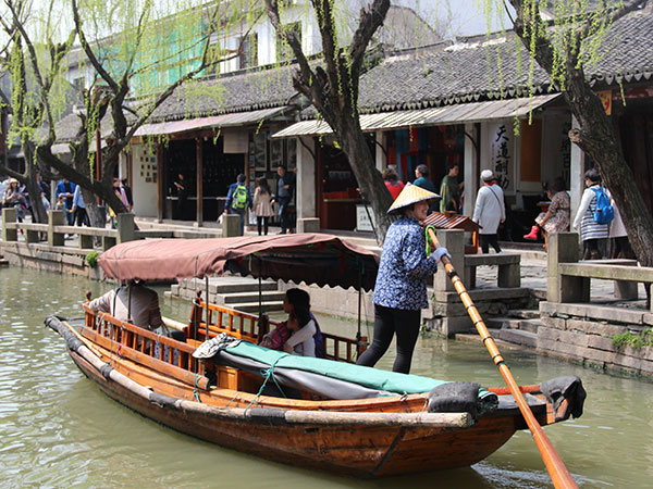 Top Water Towns in China - Zhouzhuang Water Town