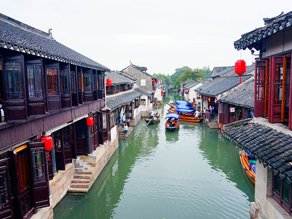 4 Days Suzhou and Zhouzhuang Experience