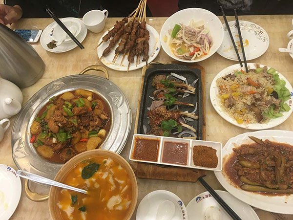 Muslim Restaurants in Suzhou, Where to Eat Halal Food in Suzhou