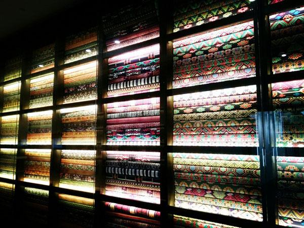 museo de seda