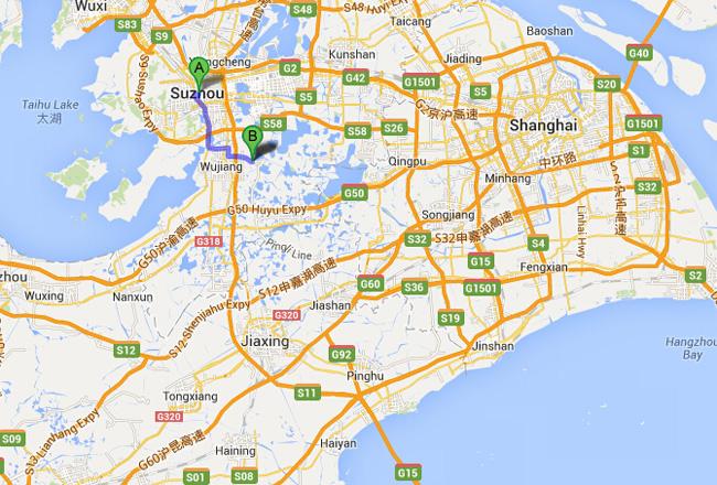 Suzhou Subway Map.How To Get To Tongli Water Town From Suzhou Transport From Suzhou