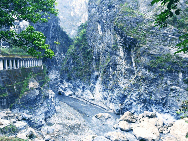 Ten Famous Great Canyons in China - Taroko Gorge