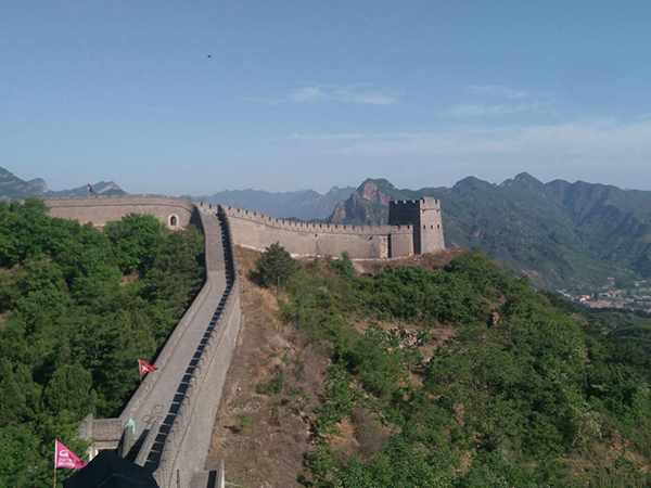 Huangyaguan Great Wall, Great Wall at Huangya Pass in Tianjin