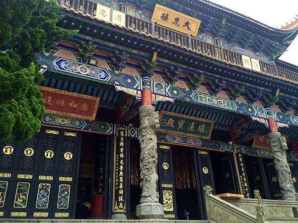 Dabei Buddhist Monastery