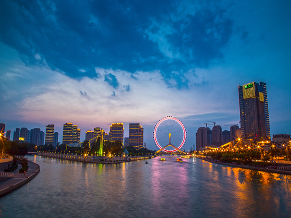Ferris Wheel (Eye of Tianjin)