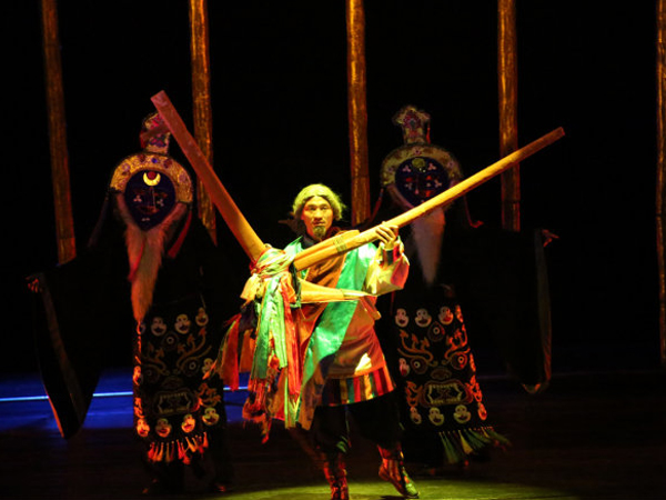 Tibetan Song and Dance Show: Himalaya