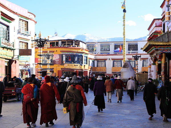 6 Days Mystical Tibet Tour