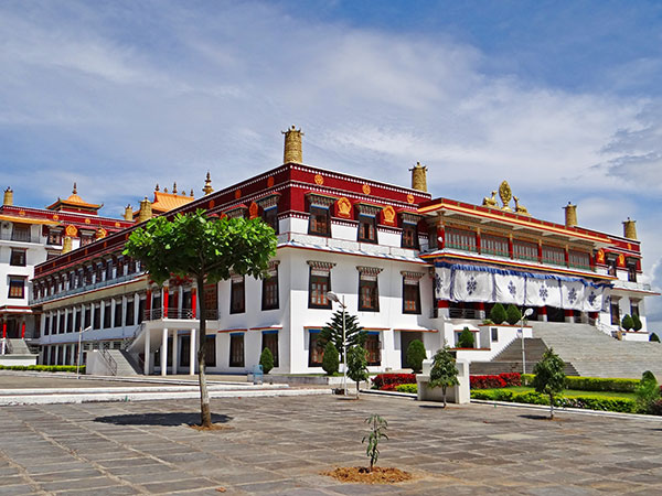 Great Hall of Drepung Monastery
