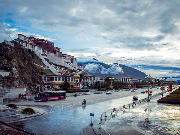 4 Days Best Lhasa Group Tour