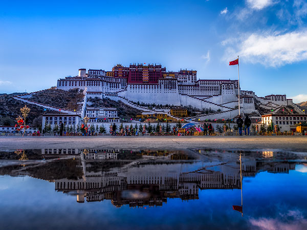 4 Days Best Lhasa Tour