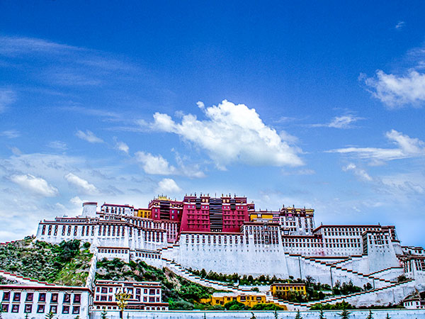 13 Days from Potala Palace to Li River