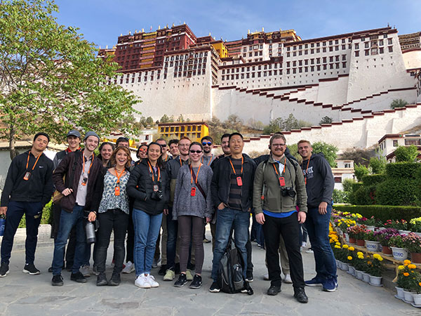 Educational Trip to China
