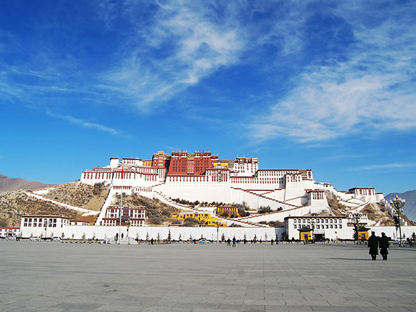 Top 10 Tourist Cities in China - Lhasa