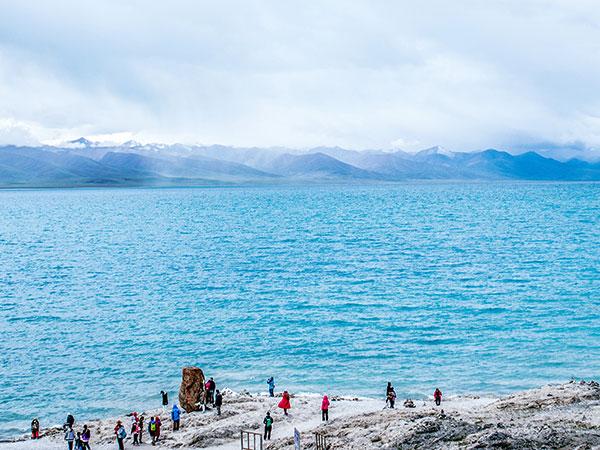 best time to visit tibet - nagqu namtse lake