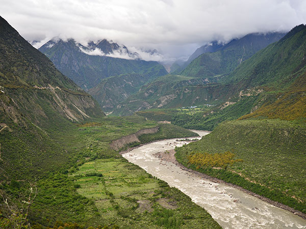 China Top Hiking Routes - Yarlung Zangbo Canyon