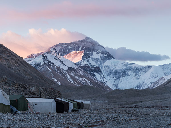 8 Days Tibet Everest Base Camp Tour