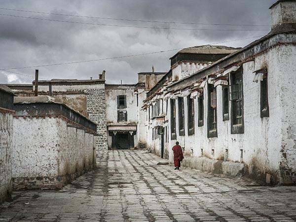 Tanshilunpo Monastery