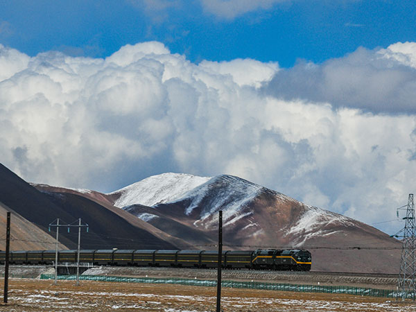12 Days Beijing-Tibet Train Tour