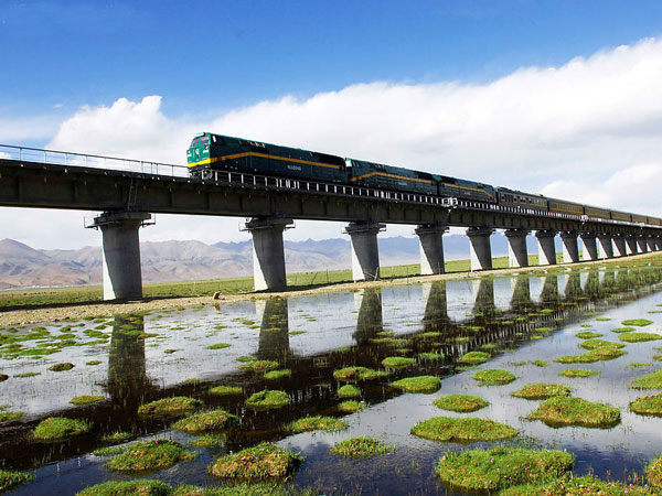 15 Days Highland Train Tour to Tibet