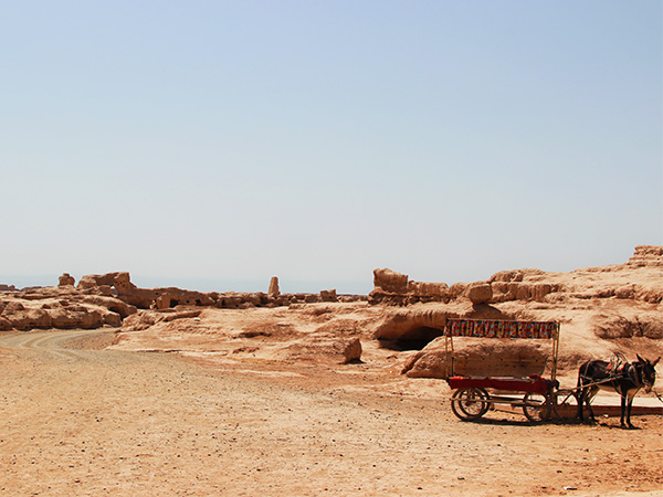 Chinese Historical Sites in Silk Road
