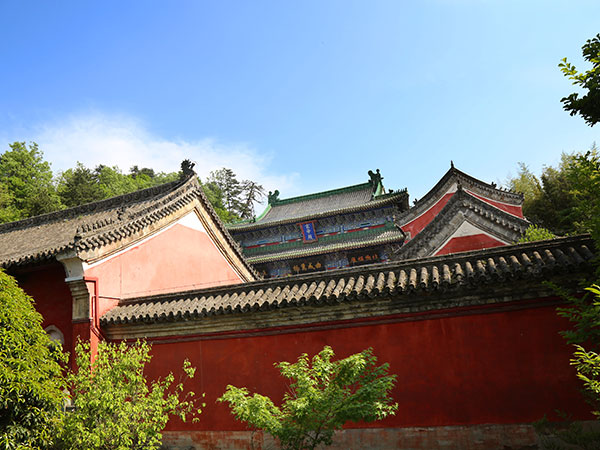 5 Days Wudang Mountain Tour