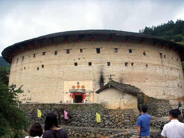 Hakka Tulou in Nanjing