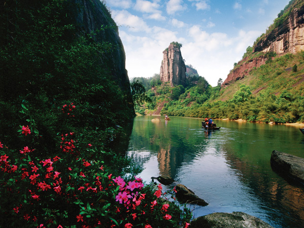 How to Get to Mt Wuyi from Xiamen