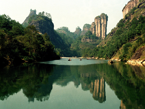 5 Days Xiamen and Mt. Wuyishan Tour