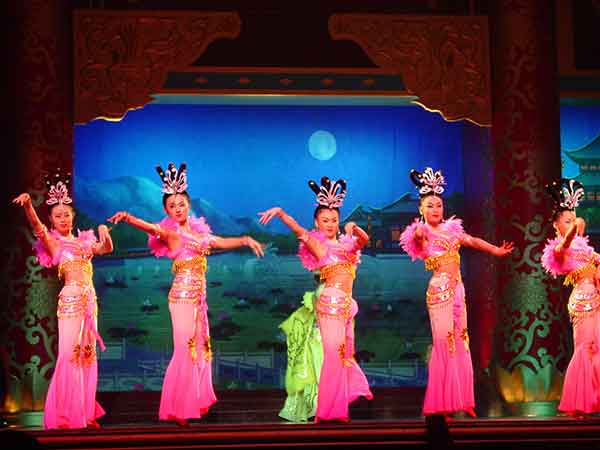 Tang Dynasty Show with Dinner in Xi'an