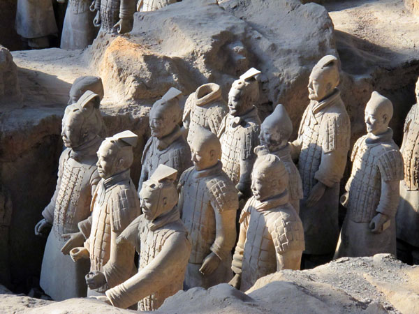 Qin Terracotta Warrior