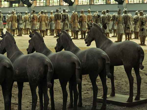 Famous Landmarks in China - Qin Terracotta Army