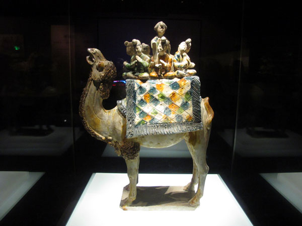 Collection of Shaanxi History Museum