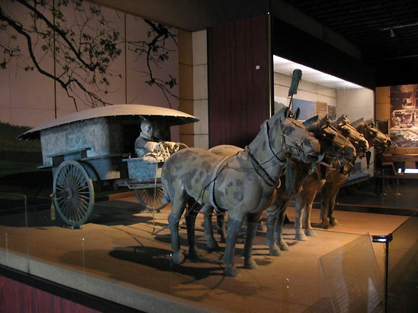 shannxi history museum
