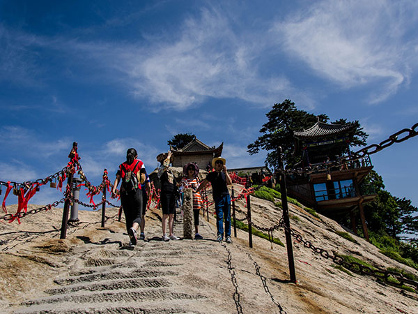 4 Days Xian and Mt. Huashan Tour