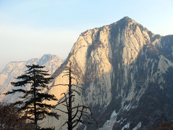 Most Famous Mountains in China-Mt. Huashan