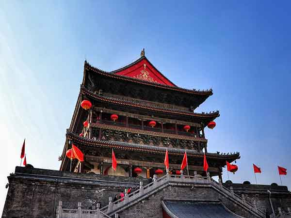 drume tower
