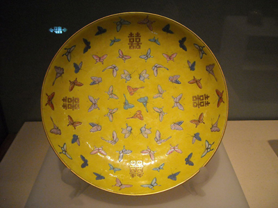 Tang tri-colored Pottery
