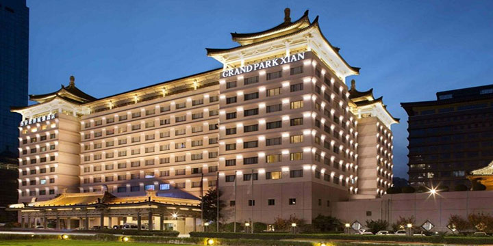 Grand park xian-top hotels in xian
