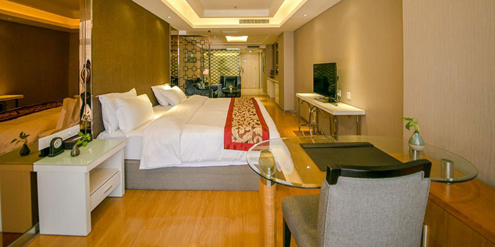 Metropolo, XIan-top hotels in Xian